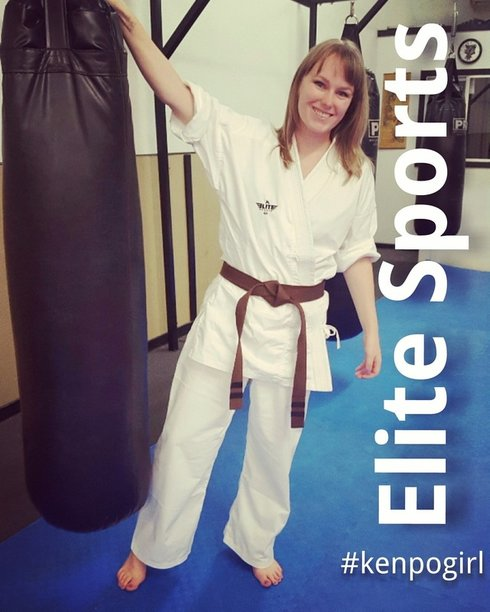 Category: BJJ - KENPO GIRL
